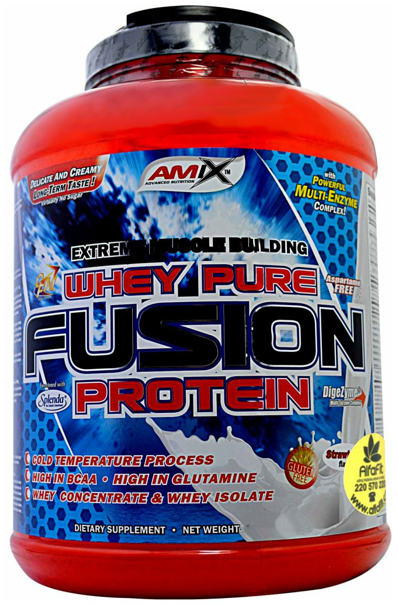 Amix Whey Pure FUSION Protein 1000 g