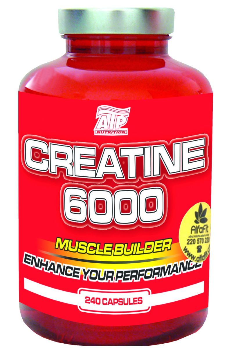 ATP Creatine 6000 - 240 kapslí