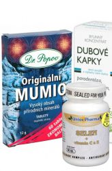 PACKAGE IMUNNITY - food supplements to boost immunity
