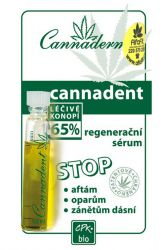 Cannaderm Cannadent ─ serum for mouth ulcer and herpes 1,5 ml