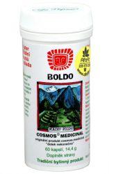 Cosmos Boldo 14,4 g ─ 60 capsules