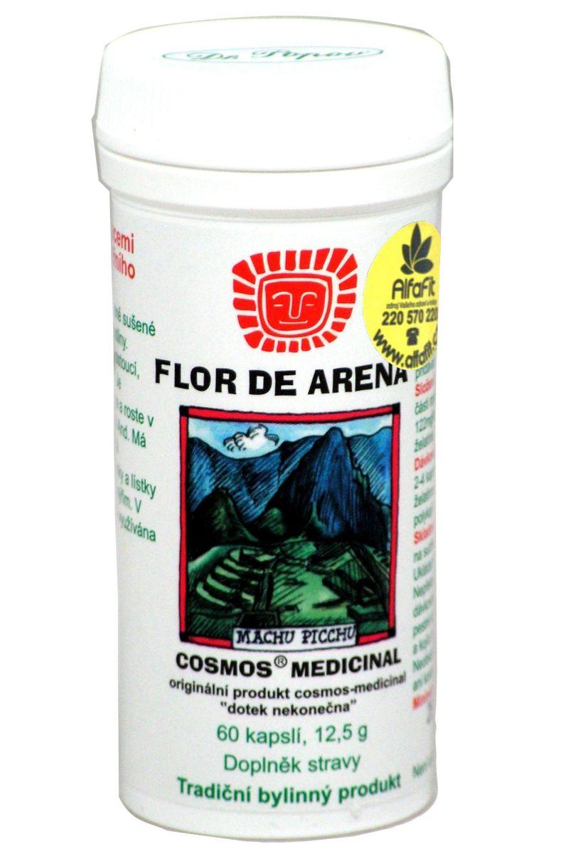 Cosmos Flor de arena 60 kapslí