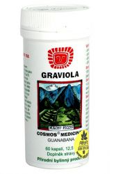 Cosmos Graviola 12,5 g ─ 60 capsules