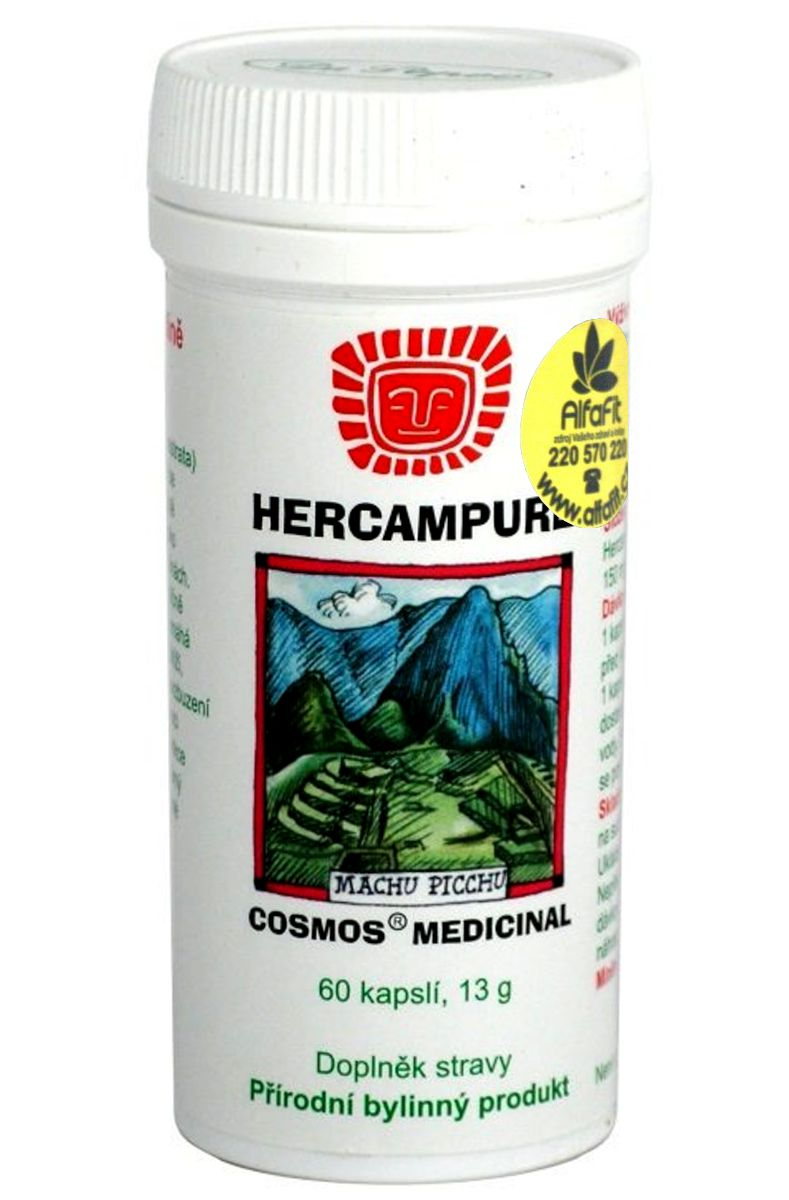 Cosmos Hercampure 60 kapslí
