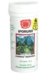 Cosmos Iporuro 14 g ─ 60 capsules