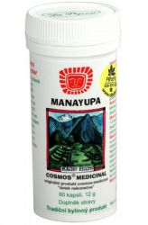 Cosmos Manayupa 12 g ─ 60 capsules