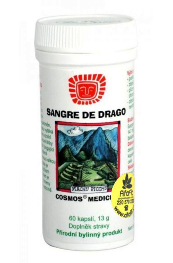 Cosmos Sangre de Drago 60 kapslí