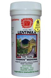 Cosmos Shiitake 13 g – 60 capsules