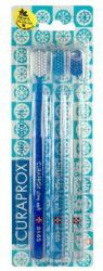 Curaprox Ultrasoft Toothbrush WINTER 3 pcs