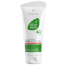 LR Aloe Vera Freedom MSM Body Gel 200 ml