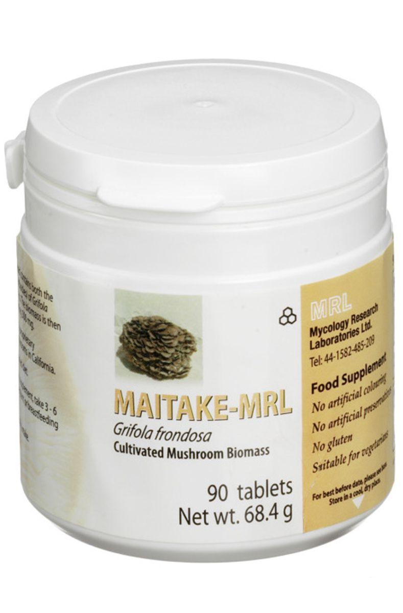 MRL Maitake 90 tablet