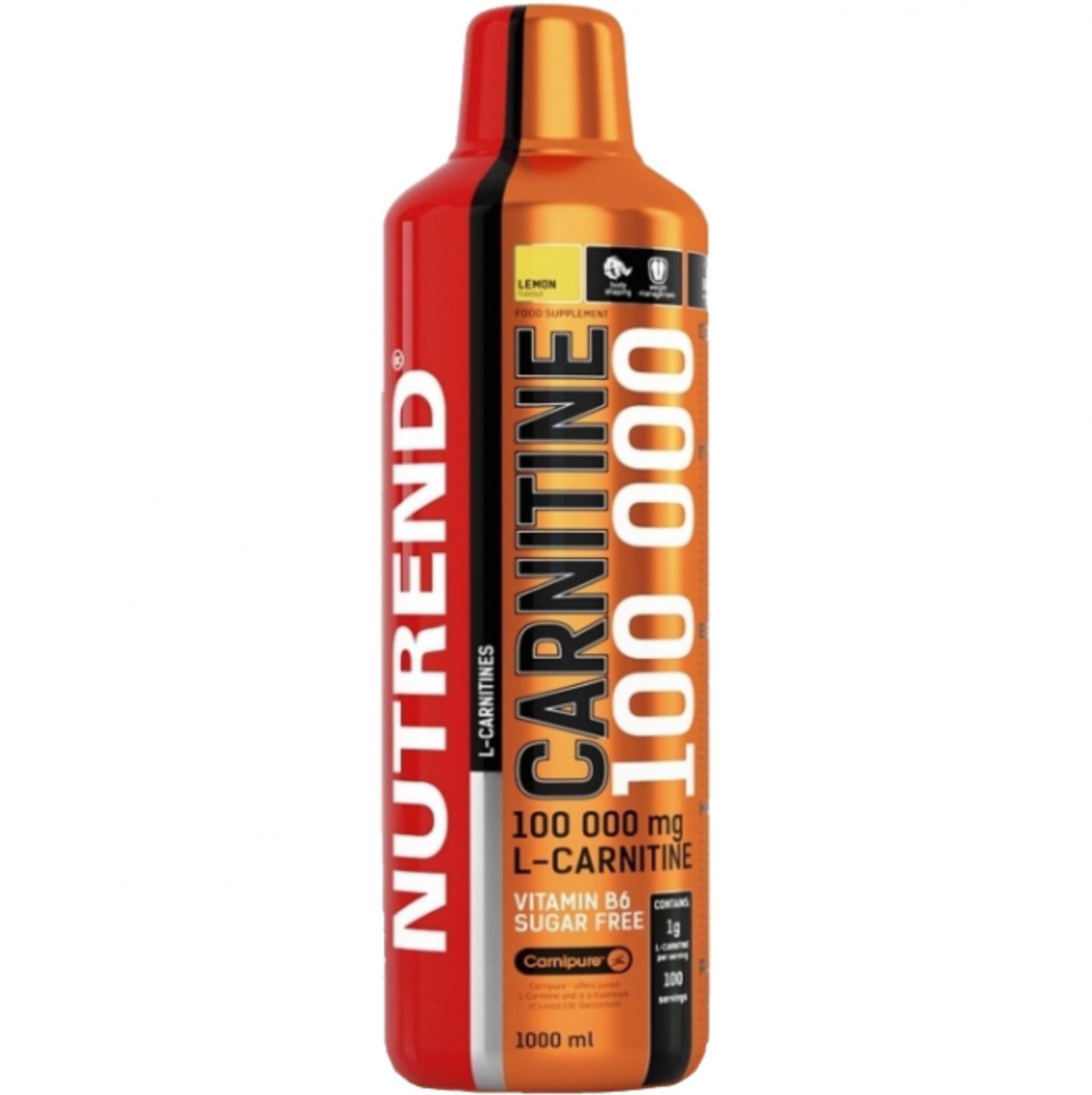 NUTREND Carnitine 100 000 - 1000ml