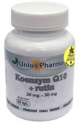 Unios Pharma Coenzyme Q10 + Routines 60 capsules