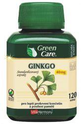 VitaHarmony Ginkgo 40 mg – 120 capsules