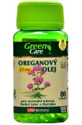 VitaHarmony oregano oil 25 mg – 80 capsules