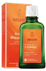 Weleda massage oil with arnica 200 ml