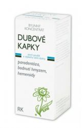 Dědek kořenář Oak Drops RK 1000 ml