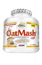 Amix Mr. Popper's Oat Mash 2000 g – flavor strawberry & yoghurt