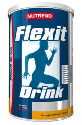 Nutrend Flexit Drink joint nutrition 400 g ─ flavor strawberry