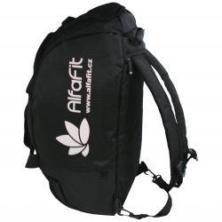 Small sports bag Alfafit ─ black