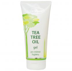 Dr. Popov Tea Tree Oil gel for intimate hygiene 200 ml