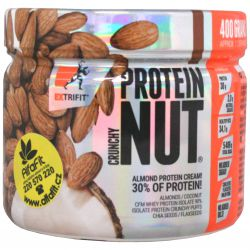 Extrifit Proteinut 400 g ─ flavor double chocolate