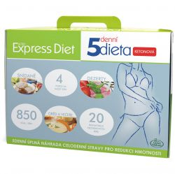 Good Nature Express Diet Ketone diet for 5 days