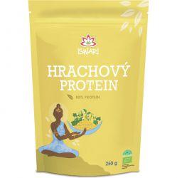 Iswari BIO pea protein 80% (powder) 250 g