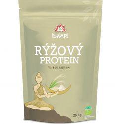 Iswari BIO rice protein 80% – 250 g