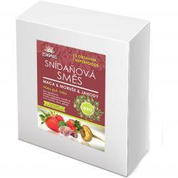 Iswari BIO breakfast blend 3200 g ─ maca & mulberry & strawberry