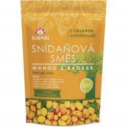 Iswari BIO breakfast blend 360 g ─ mango & baobab