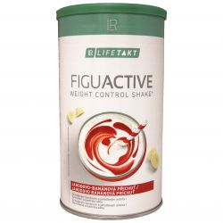 LR LIFETAKT Figu Active shake strawberry & banana 450 g