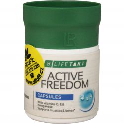 LR LIFETAKT Active Freedom 60 capsules