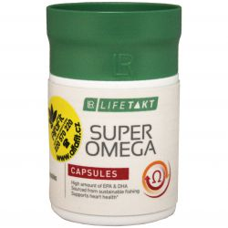 LR LIFETAKT Super Omega 60 capsules