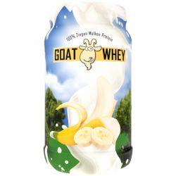LSP Nutrition Goat Whey 600 g - příchuť banán
