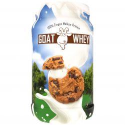 LSP Nutrition Goat Whey 600 g - příchuť cookies & cream