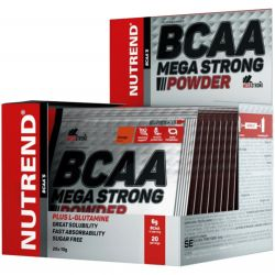 Nutrend BCAA MEGA STRONG POWDER 10 g