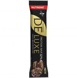Nutrend Deluxe Protein Bar 60 g - čokoládové brownies