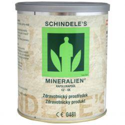 Schindele's Minerals 500 capsules