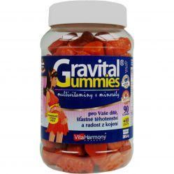 VitaHarmony Gravital Gummies 100 tablets