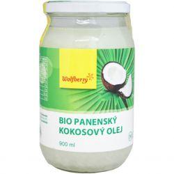 Wolfberry BIO Panenský kokosový olej 900 ml