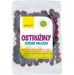 Wolfberry Blackberries - lyophilized fruit - freeze-dried 20 g