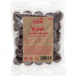 Wolfberry Cherry in dark chocolate Medium 100 g