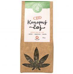 Zelená Země CBD Hemp Tea 35 g