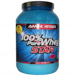 Aminostar 100% Pure Whey Star 1000 g