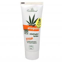 Cannaderm Atopos ─ atopic eczema and psoriasis cream 75 g