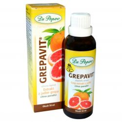 Dr. Popov Grepavit ─ seed extract 50 ml