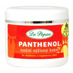 Dr. Popov Panthenol night nourishing cream 50 ml