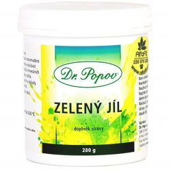 Dr. Popov Green Clay 280 g