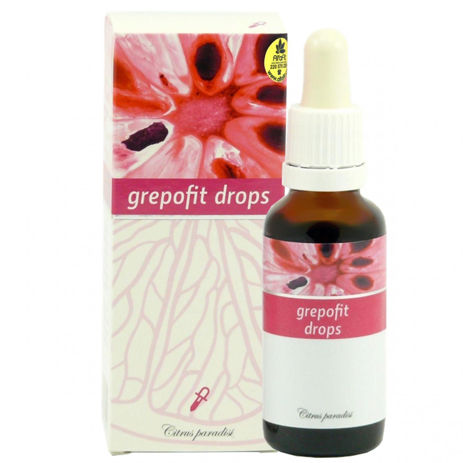 Energy Grepofit kapky 30 ml
